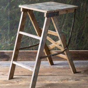 Wall Paper Hangers End Table