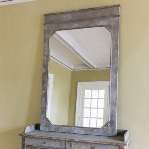 Aged Foyer Mirror