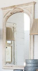 Arch Street Mirror Dawn Finish