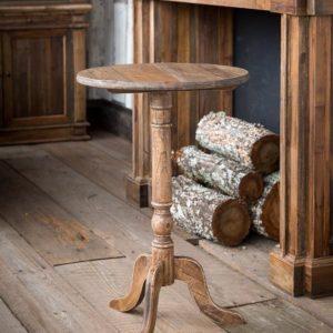 Pine Tilt-Top Table