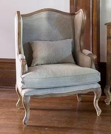 Farmers Wingback Chair