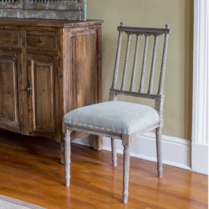 Old Southern Home Dining Chair (set of 2)