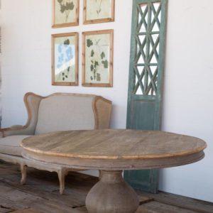 Vintage Foyer Table