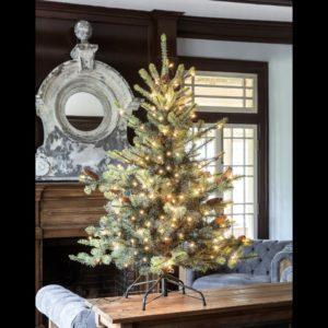 4.5' Blue Spruce LED