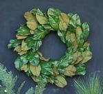 Estate Magnolia Wreath