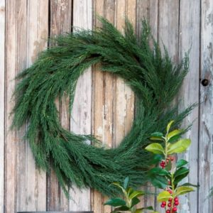 Native Cedar Wreath