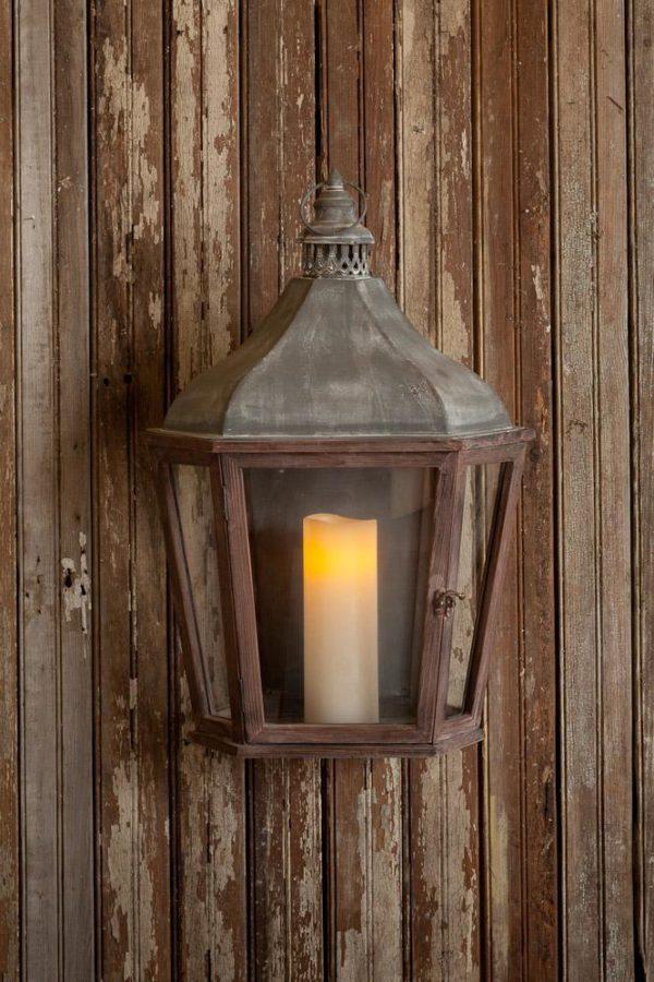 French Style Wall Lantern