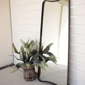 Organic Leaning Mirror