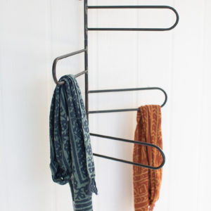 Rotating Wall Towel Bars