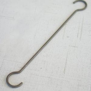 Set Of Twelve Long Wire S Hooks Long