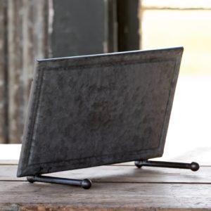 Horizontal Standing Tabletop Chalkboard Min 10