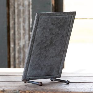 Vertical Standing Tabletop Chalkboard Min 10