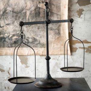 Decorative Antique-Style Scale