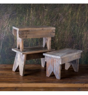 Marvelous Wooden Foot Stool Risers Gmtry Best Dining Table And Chair Ideas Images Gmtryco