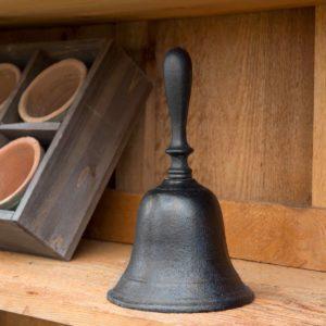 School House Iron Bell