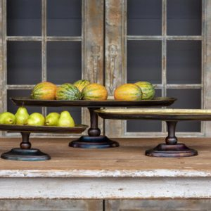 Continental Pedestal Tray, Large