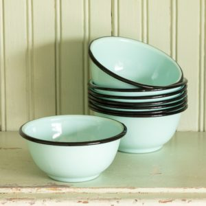 Enamelware Bowl Min 8
