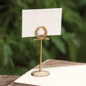 Placecard Holder Min 4
