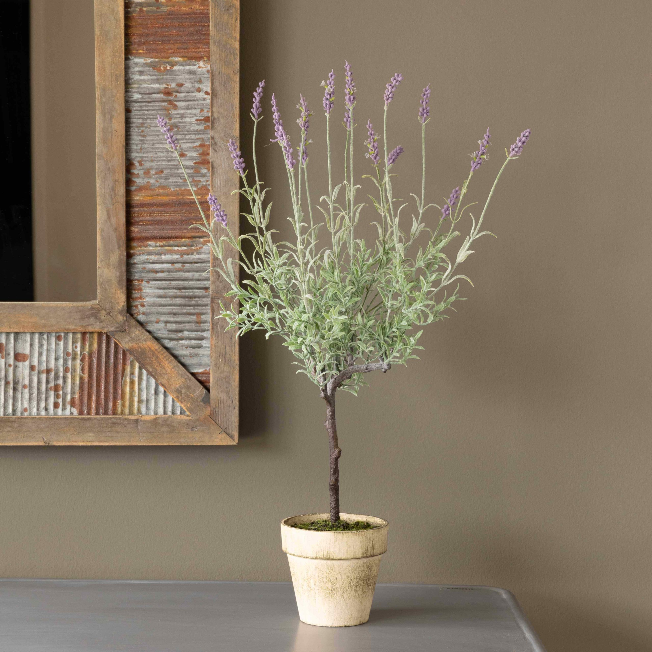 Lavender Topiary Potted Hillcrest Collections Park Hill Collection Furniture