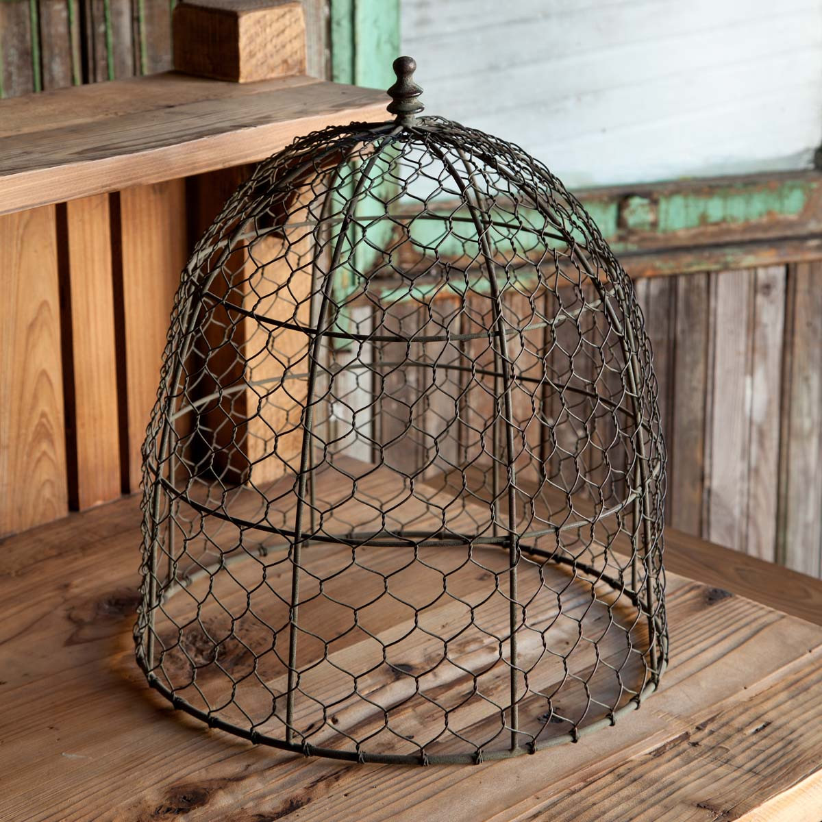 Chicken Wire Cover