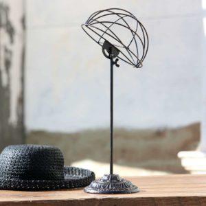 Vintage Hat Display Rack