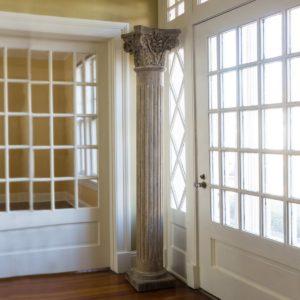 Aged Column Relic