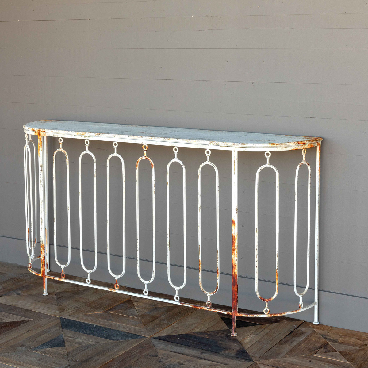 Orleans Metal Console