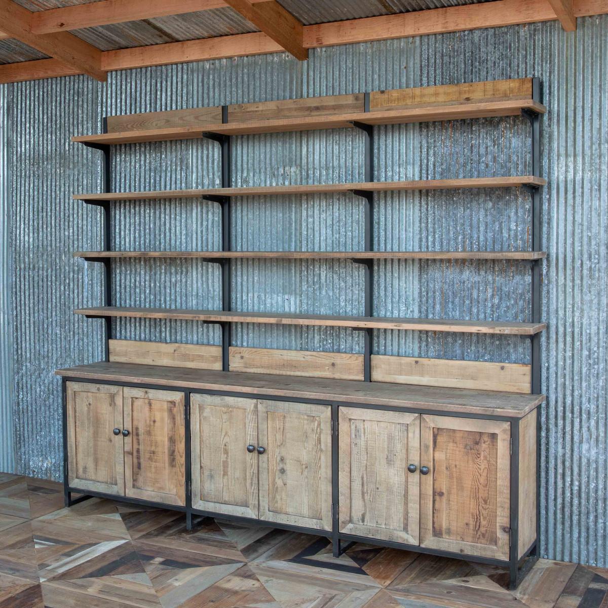 Collectors Wall Shelf Unit