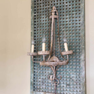 Classic Electric Wall Sconce