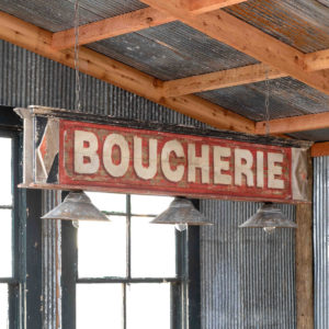 Component Boucherie Canopy Light Fixture