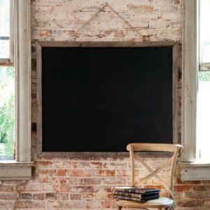 Schoolhouse Two-Sided Blackboard   Large Min 2