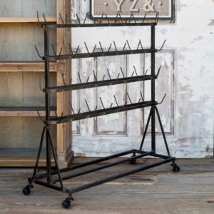 Merchants Metal Rolling Rack
