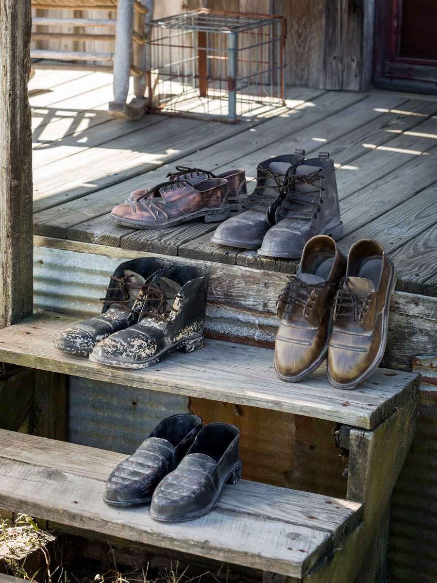 Metal Dance Hall Shoes