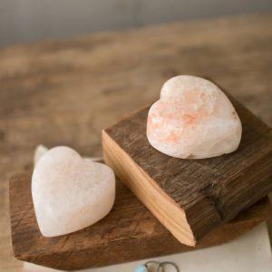 Himalayan Salt Heart