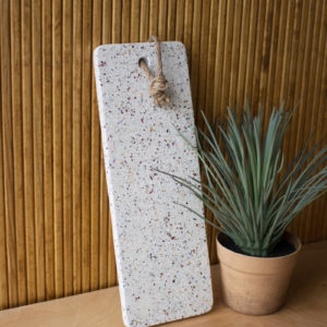 Terrazzo Cutting Board - Rectangle