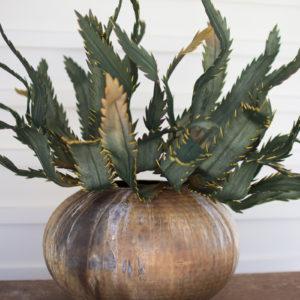 Antique Verdigris Planter