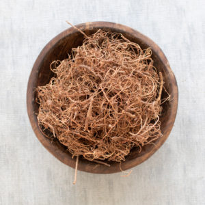 Bag Of Natural Curly Brown Moss - (Includes 12 Bags)