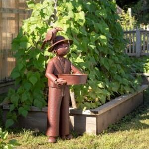 Little Scarecrow Fountain