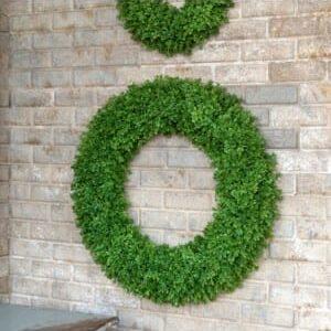Boxwood Wreath # 30