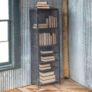 Metal Screen Storage Cabinet