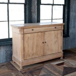 Stripped Wood Server