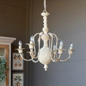 Painted Windsor Chandelier