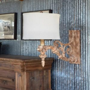 Forth Ward Wall Sconce