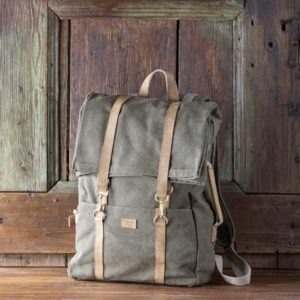 Postal Pouch Backpack