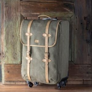 Carry On Rolling Suitcase