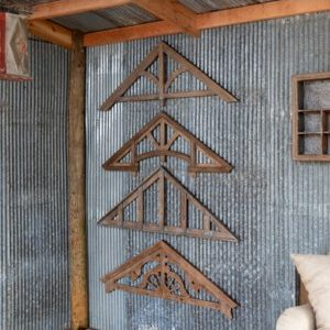 Architectural Gable Collection 4 asst styles