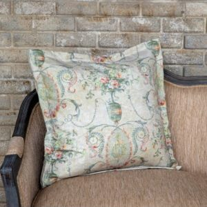 Old Southern Home Pillow