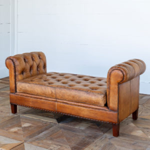 Harrisburg Rolled Arm Settee