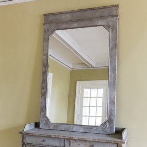 Aged Foyer Mirror