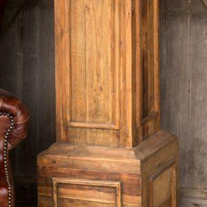Reclaimed Pine Old Church Column